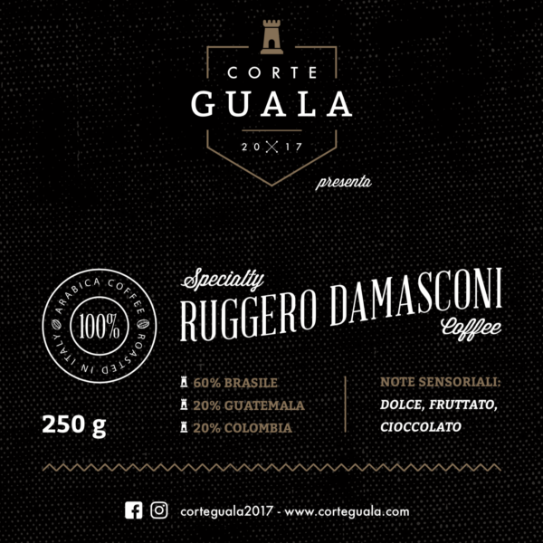 ruggero damasconi corte guala